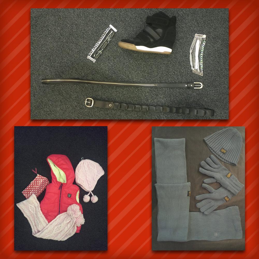 Bracelets HIPANEMA • Bonnet & écharpe Esprit, Pochette Linna Morata, Doudoune Esprit • Echarpe, Gants & Bonnet G-STAR