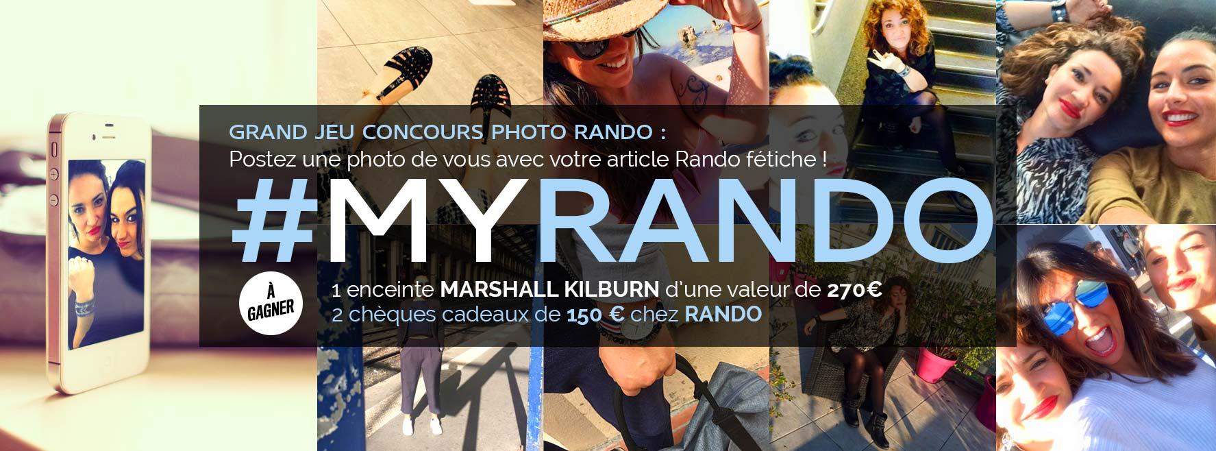 Concours photo #MyRando