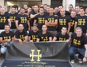 Opération Rando Love Rugby 2011
