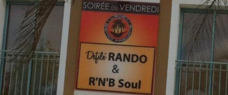 Show RANDO à l'Eden Sanary dès 22h!