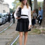 Chiara Ferragni du blog The Blonde Salad